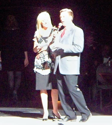 EmCees Beth and Fred McLeod