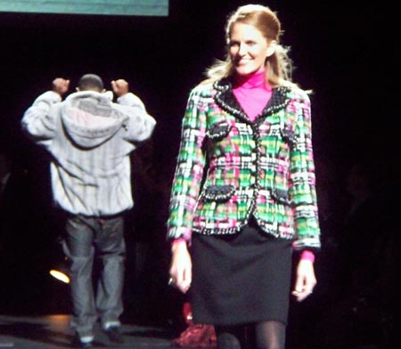Cleveland Cavalier Fashion show for Flashes of Hope