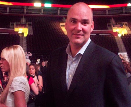 Cleveland Cavalier GM Danny Ferry