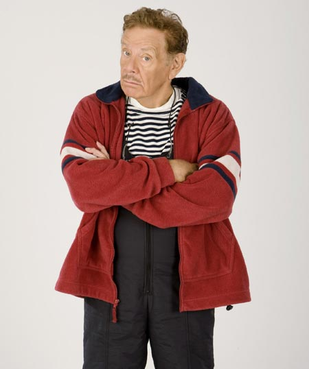 Jerry Stiller in Hallmark's Ice Dreams 2010