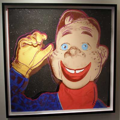 Andy Warhol's Howdy Doody