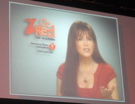 Video message from Marie Osmond