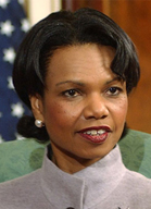 Condi Rice - Dr. Condoleezza Rice