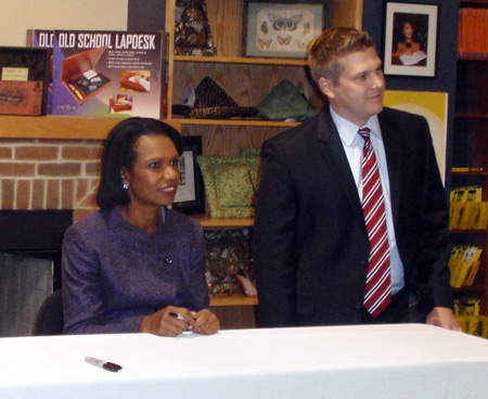 Dr. Condoleezza Rice in Cleveland