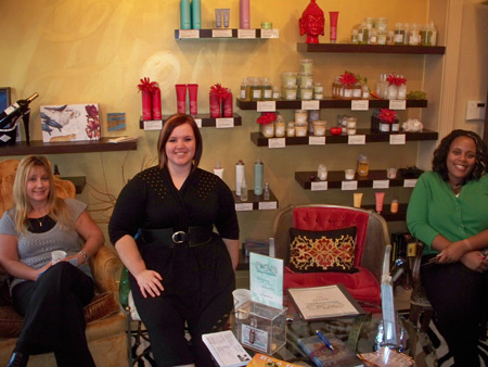Mona Lisa Salon and Spa staff