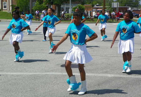 Daughters of the Nile Drill Team