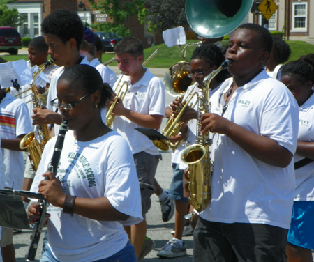 Wiley Band Members