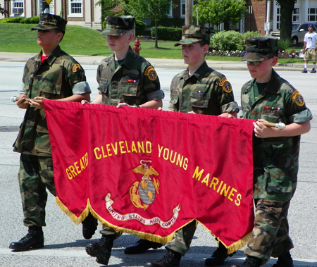 Greater Cleveland Young Marines
