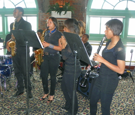 The All City Jazz Band