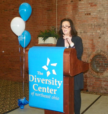 Peggy Zone Fisher, President and CEO of The Diversity Center