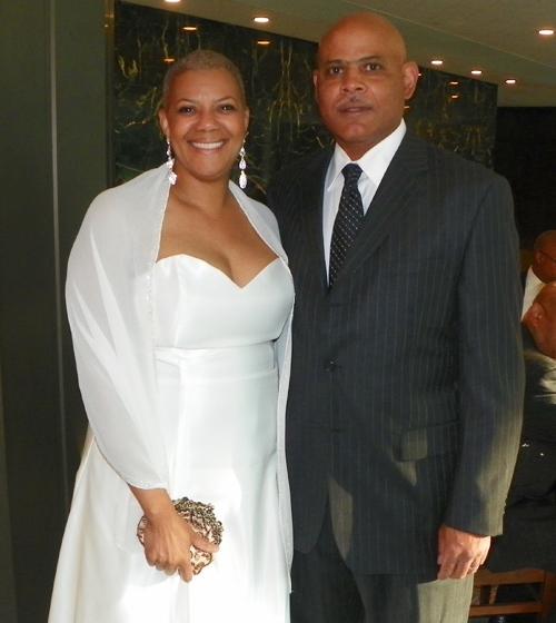 Dr. Jackie Chisolm and Robert Chisolm