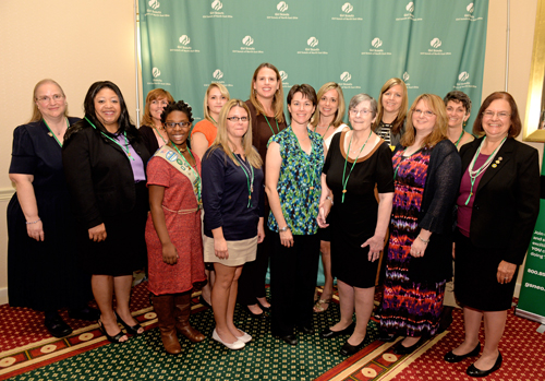 Girl Scouts Women of Distinction