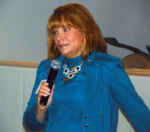 Diane S. Smith, CEO of  Choice Telecommunications