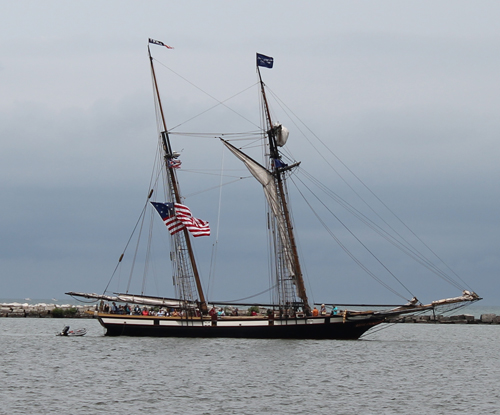 Tall Ship at Port of Cleveland