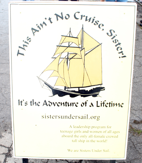 Sisters Under Sail