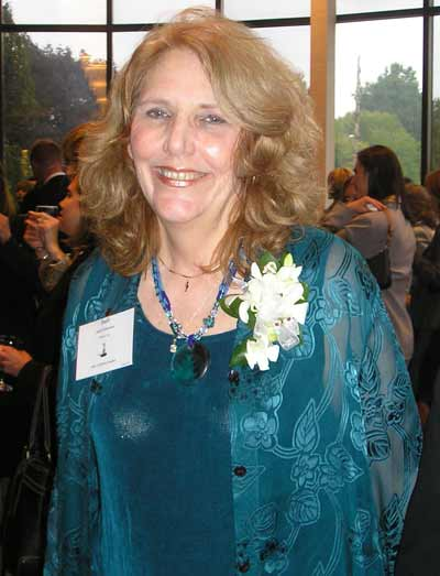Athena Award Finalist Judi Firestone, owner of CRSN Inc.
