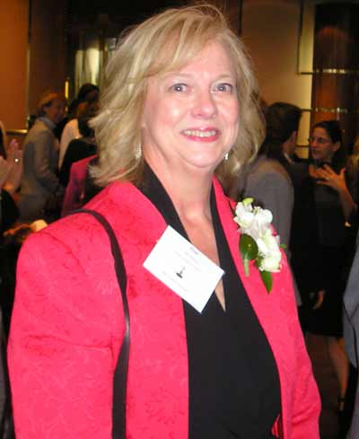 Athena Award Finalist Susan Pierce, Principal, Moore Stephens Apple