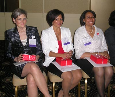 Women of Note Honorees