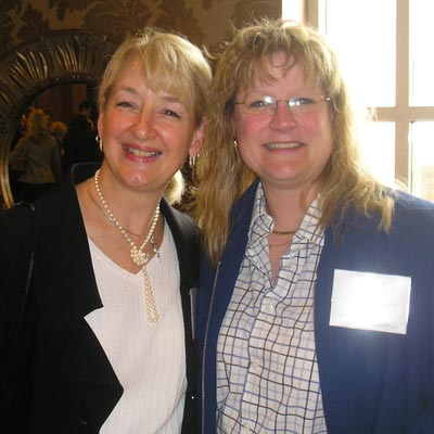 Lisa Neely of KeyBank and Hollie M. Ksiezyk of Ritz Carlton