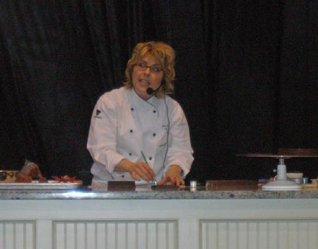 Fabulous Food Show demonstration