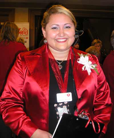 Valerie Hillow, Go Red for Women Director