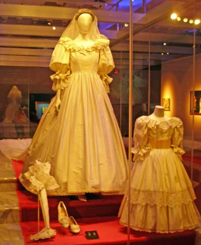 Princess Diana Royal Wedding Dress
