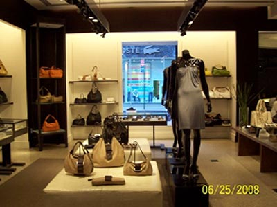 York Fashion Stores Online on Fashion Merchandising Students New York Study Tour