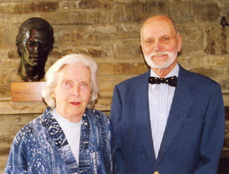 Ann Halle and Robert Little