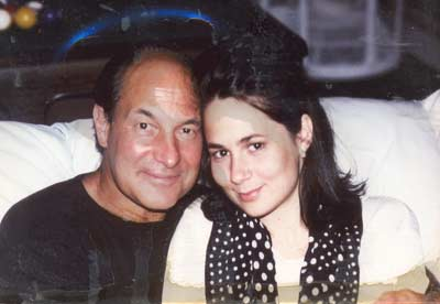 Danielle Serino with dad, Anthony