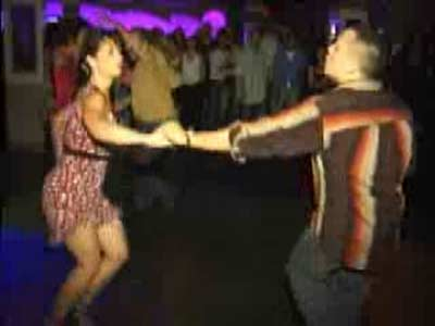 Danielle Serino salsa video still