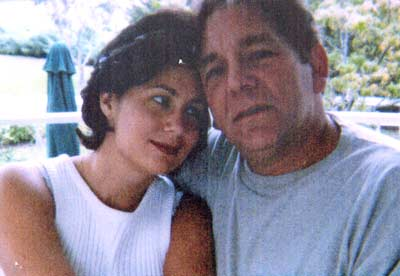 Danielle Serino with stepdad Marc