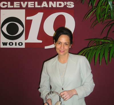 Danielle Serino at WOIO in Cleveland