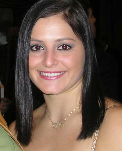Olympic Champion Gymnast Dominique Moceanu