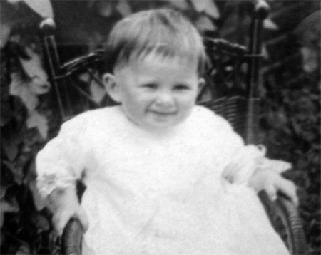 Baby Doris O'Donnell