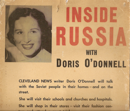 Inside Russia with Doris O'Donnell