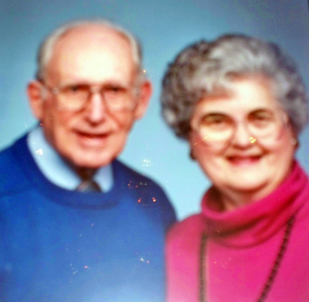 William and Florence Roseman