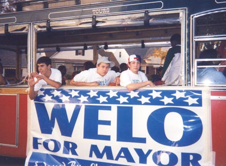 Welo for Mayor Trolley