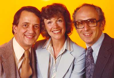 Fred Griffith, Jan Jones and Joel Rose