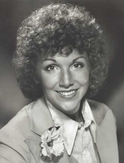 Jan Jones first AFTRA photo