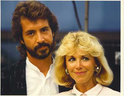 Michael Stanley and Jan Jones