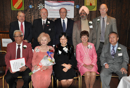 Cleveland International Hall of Fame inductees 2010