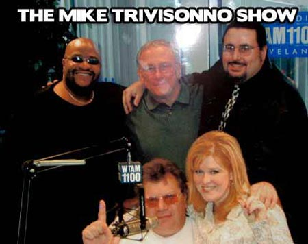 Mike Trivisonno Show - Kim Mihalik and Marty Allen, Mike Snyder and Paul Rado