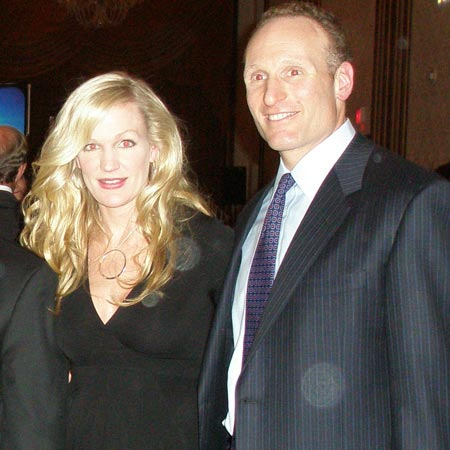 Lissa Bockrath and Mark Shapiro at the GCSA 2008