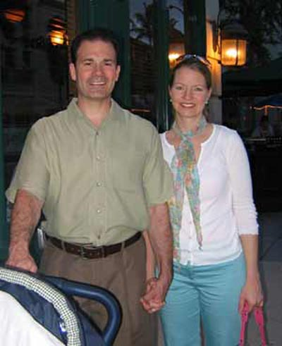 Tim and Susie Frazier Mueller