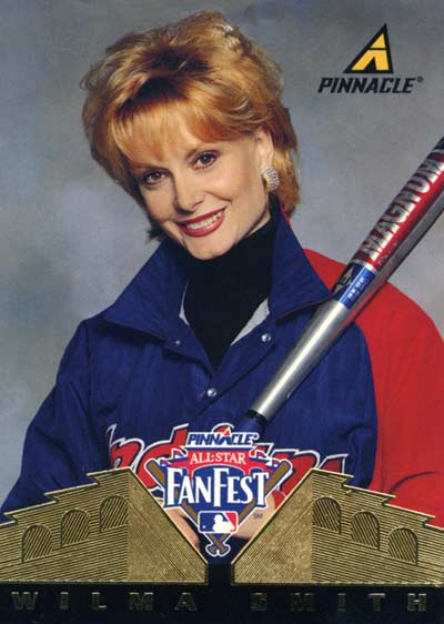 Wilma Smith 1996 Baseball Card