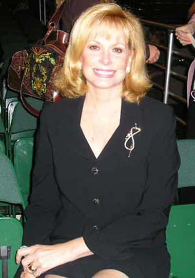Wilma Smith at the 2006 Hungarian Festival of Freedom